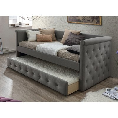 Charlton Home Reasor Daybed with Trundle & Reviews   Wayfair