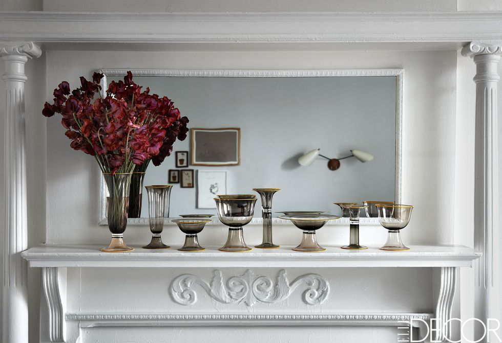 How to Decorate with Mirrors - Decorating Ideas for Mirrors