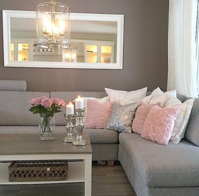 20 Beautiful Living Room Decorations - Home Decor & DIY Ideas