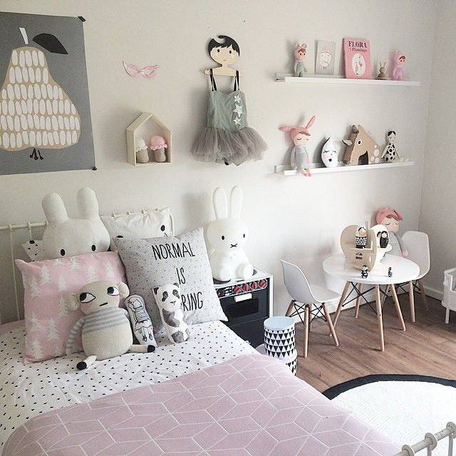 19 Stylish Ways to Decorate your Children's Bedroom | My Likes