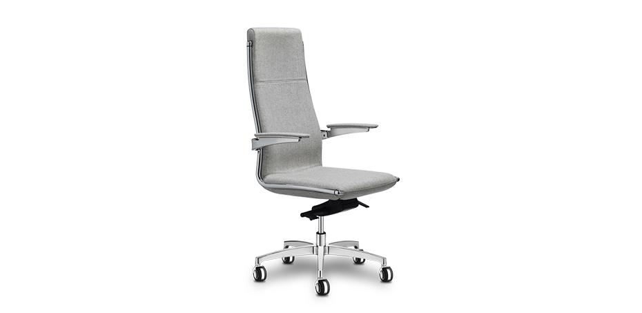 Design office chair Vega by Sitland, designer Sergio Bellin