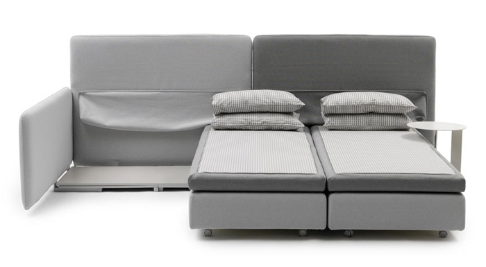 Pleasing 32 Modern Convertible Sofa Beds Sleeper Sofas Vurni, Modern