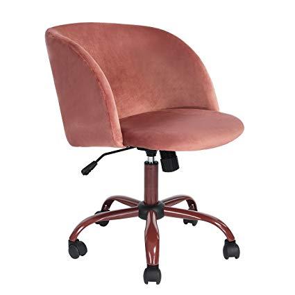 Amazon.com: EGGREE Mid Back Swivel Computer Desk Chair Ergonomic