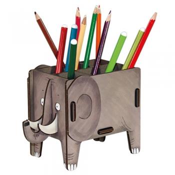 Elephant Desk Tidy - My Own Den