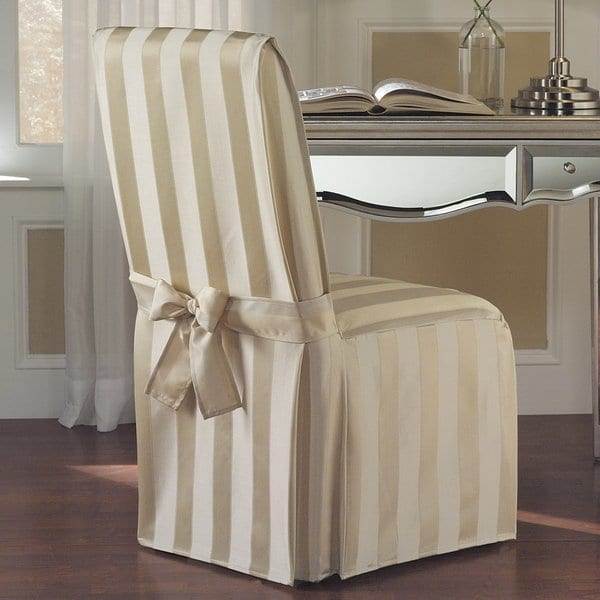 Shop Luxury Collection Madison Dining Chair Cover - Free Shipping On