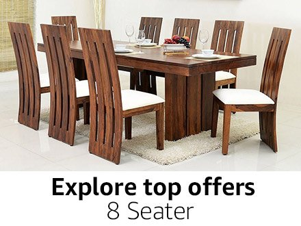 Dining Table: Buy Dining Table online at best prices in India