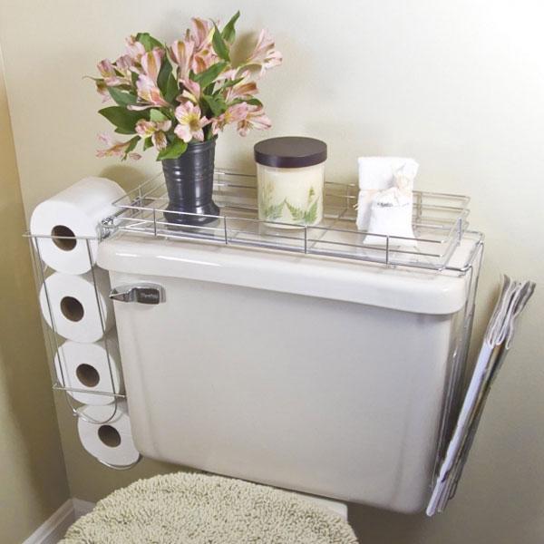 30 Brilliant DIY Bathroom Storage Ideas - Amazing DIY, Interior