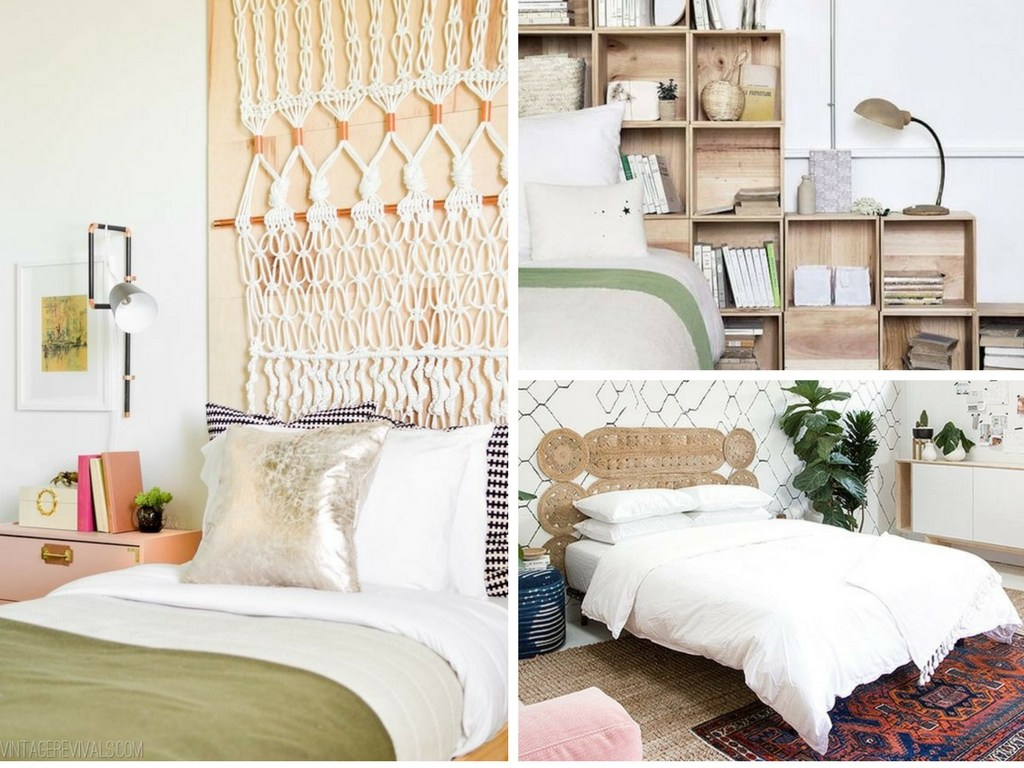 21 Unique DIY Headboard Ideas to Transform Your Bedroom - She Tried What