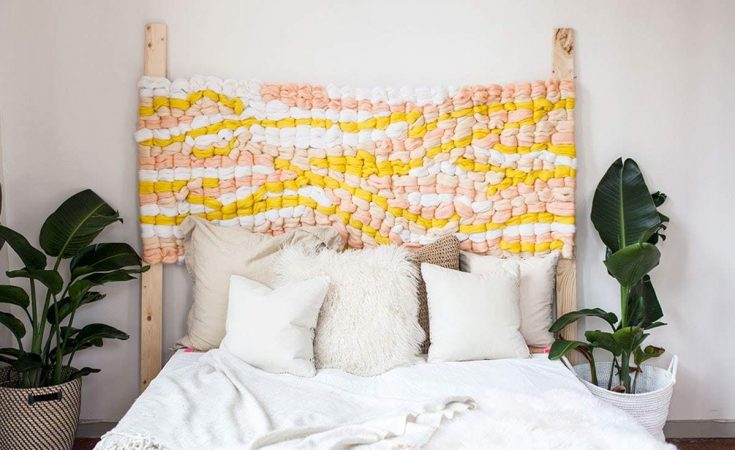 60+ Creative DIY Headboard Ideas for Those Who Support Frugal Living