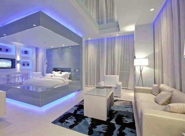Amazing $$ Dream Big $$ | Dream bedroom | Futuristic bedroom