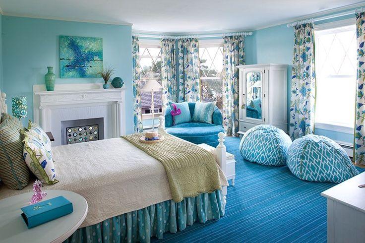 Dream Bedrooms for Teenage Girls |  Bedroom Ideas for Teenagers