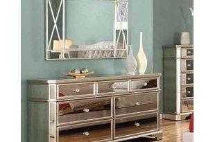 Mirrored Dressers You'll Love | Wayfair