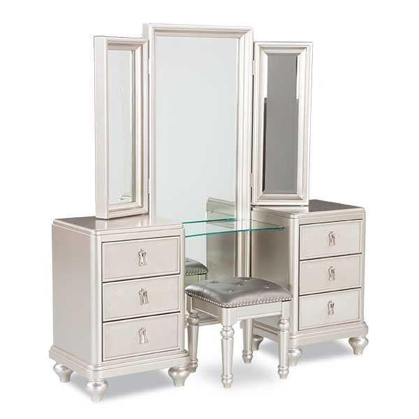 Diva Vanity Dresser Mirror Set | 8808-VANITY | SAMUEL LAWRENCE | AFW