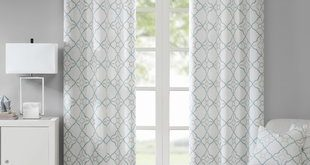 Duck Egg Blue Curtains | Wayfair