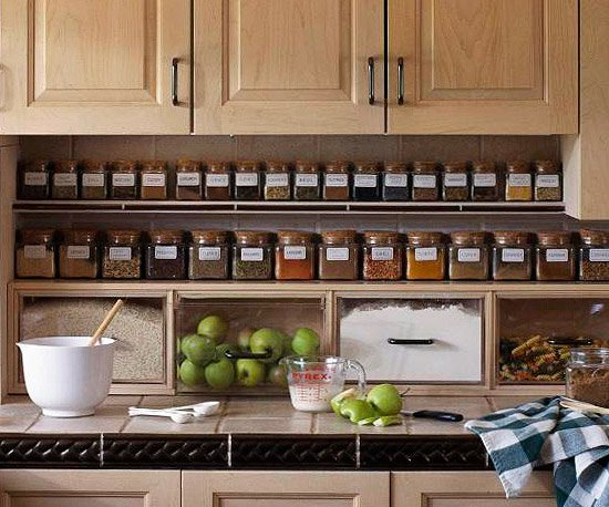 12 DIY Cheap and Easy Ideas to Upgrade Your Kitchen 12 - Diy