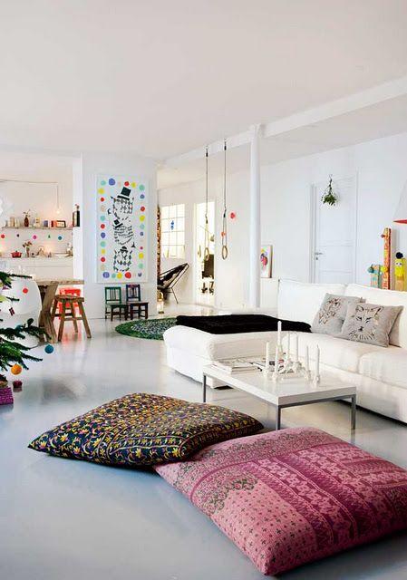 10 DIY Beautiful and Easy Living Room Decoration Ideas 4 - Diy