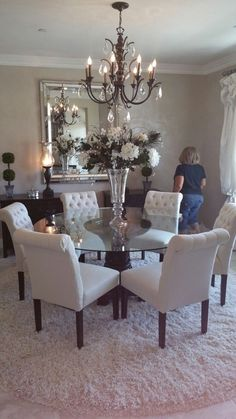 24 Elegant Dining Room Sets for Your Inspiration | Dining rooms