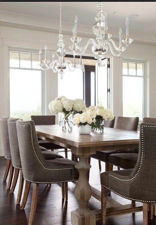 Elegant dining room set ideas