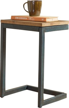 Nayara Antique End Table & Reviews | AllModern