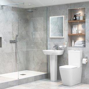 En Suite Bathrooms & Shower Room Suites