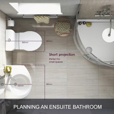 Ensuite bathroom ideas   VictoriaPlum.com