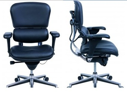 Ergonomic Leather Office Chair Review - Ergonomic Office Chairs