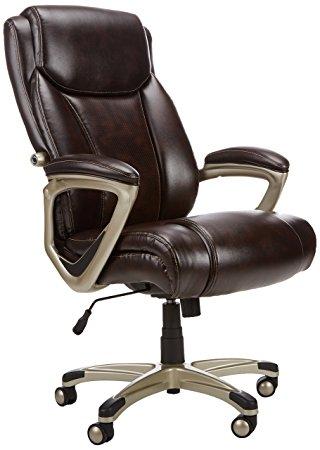 Amazon.com: AmazonBasics Big & Tall Executive Chair - Adjustable
