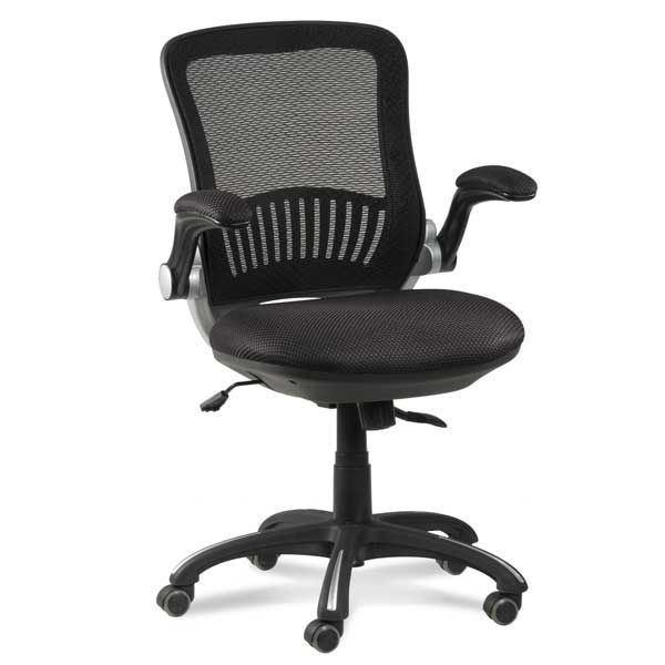 Black Mesh Executive Chair 3001A | Office Star | AFW
