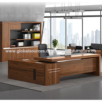 China executive office desk from Foshan Manufacturer: Foshan Long