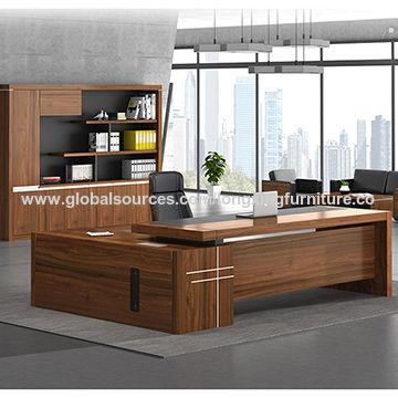 China executive office desk from Foshan Manufacturer: Foshan Long