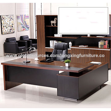China CEO table from Foshan Manufacturer: Foshan Long Xing Furniture
