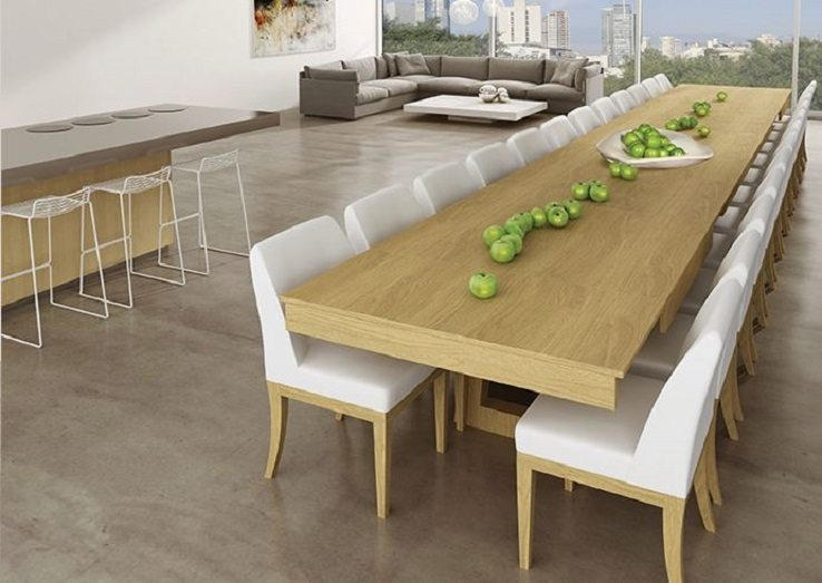 Mega Extendable Dining Table - IPPINKA
