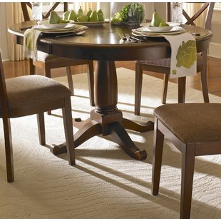 Extendable Round Kitchen & Dining Tables You'll Love | Wayfair