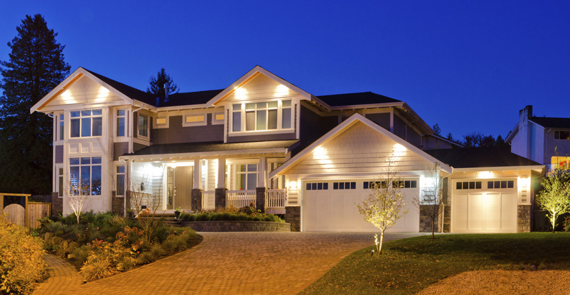 Exterior Lighting Adds Home Safety And Curb Appeal