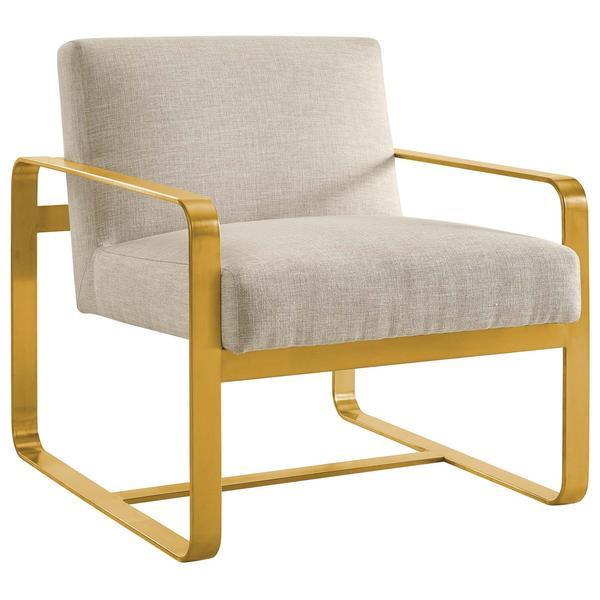 Modway Armchairs on sale. EEI-3071-BEI Astute Upholstered Fabric
