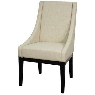 Armless Fabric Chair | Wayfair
