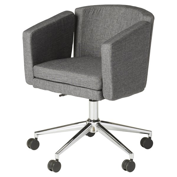 Fabric Office Chairs You'll Love | Wayfair