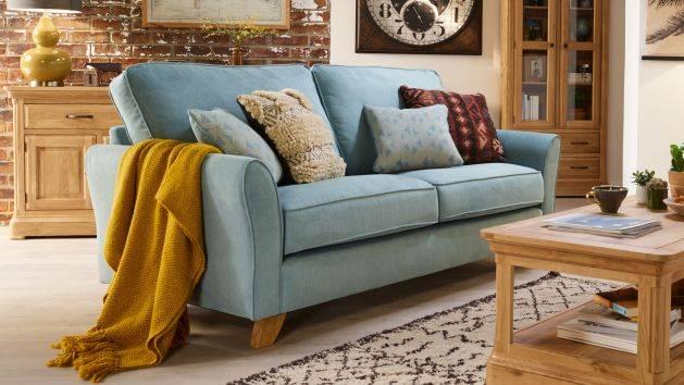 Fabric Sofas | Fabric Sofa Beds | Oak Furniture Land