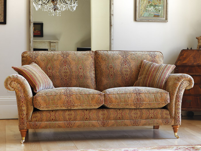 Burghley Standard 2 Seat Fabric Sofa by Parker Knoll. | Forrest