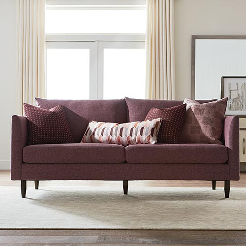 Fabric Sofas and Couches by Bassett Home Furnishings