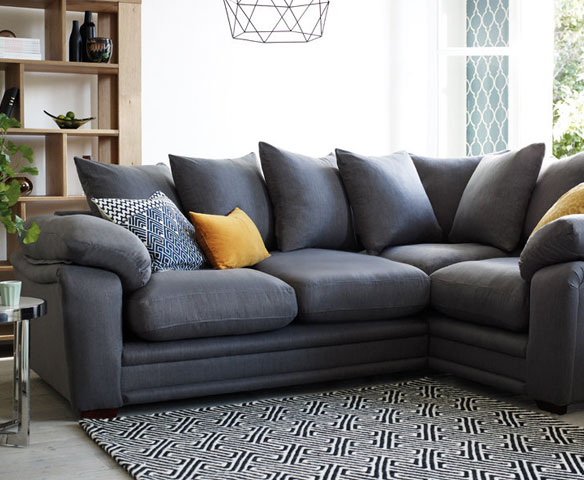 Fabric Sofas - Recliner and Corner Suites | Harveys Furniture