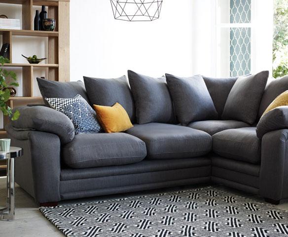 Fabric Sofas - Recliner and Corner Suites | Harveys Furniture