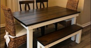 Farmhouse Table - James+James Furniture | Springdale, Arkansas