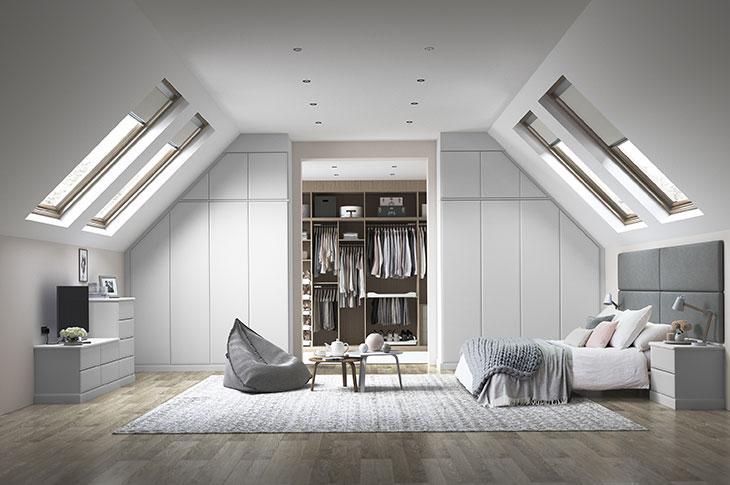 Fitted Wardrobes & Bedroom Storage | Hammonds