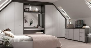 Luxury Fitted Bedroom Furniture & Built in Wardrobes | Strachan