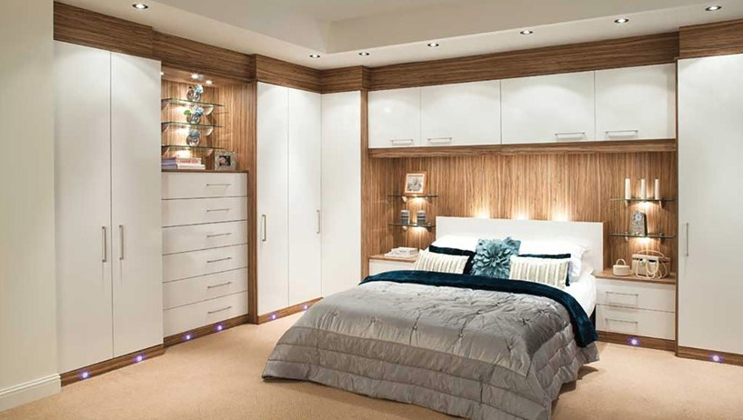 Solitary Bedrooms: 10 Reasons to Choose a Bespoke Fitted Bedroom