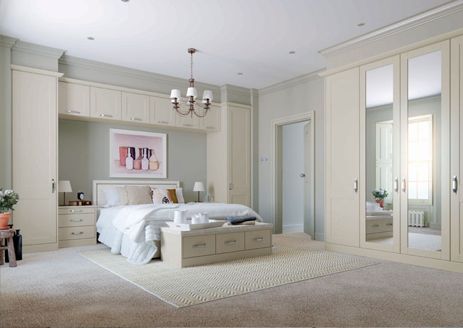 Fitted Bedrooms Wardrobes Bridgend | Bedrooms by Luxury for Living