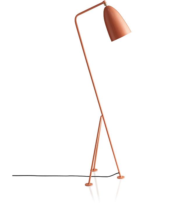 Greta Grossman Grasshopper Floor Lamp - Industrial Mid-Century