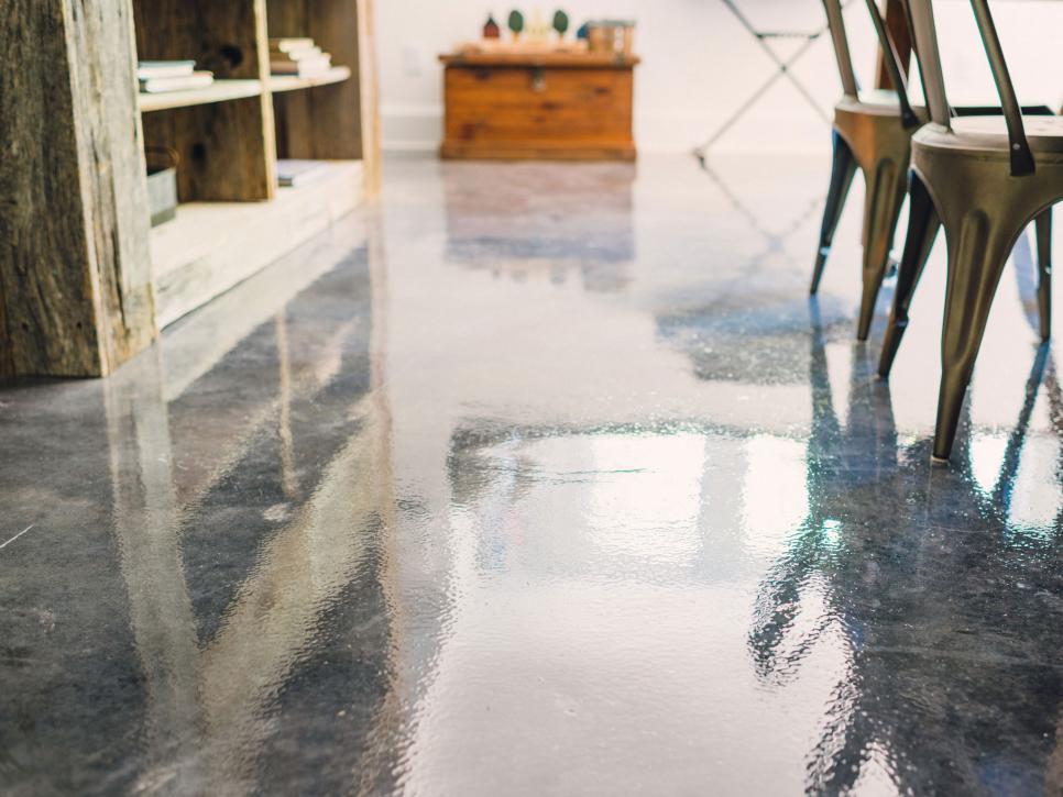 High Impact, Low Maintenance Basement Flooring Ideas