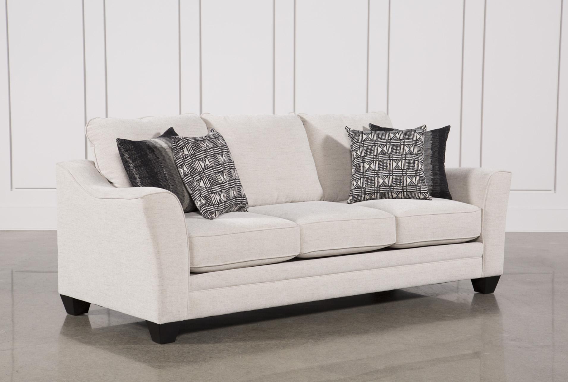 Mesa Foam Sofa | Living Spaces